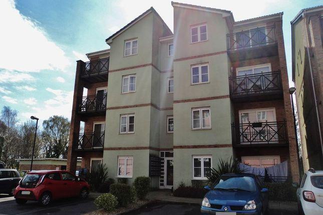 Thumbnail Flat to rent in Pentland Close, Llanishen, Cardiff