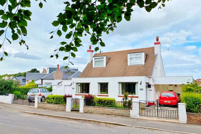 Thumbnail Detached bungalow for sale in 45 Ladywell Avenue, Corstorphine, Edinburgh