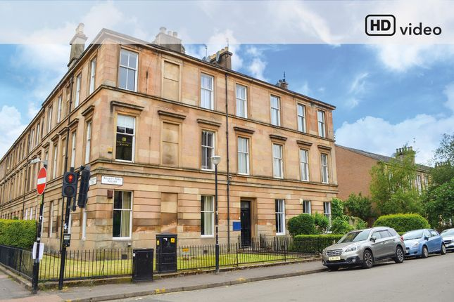 Thumbnail Flat for sale in Regent Park Square, Glasgow