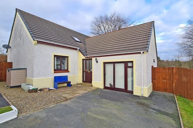 Thumbnail Detached bungalow for sale in Beechlands Park, Haverfordwest