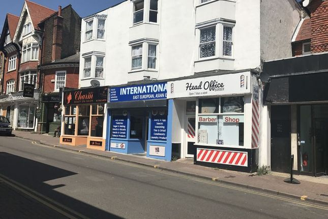 Thumbnail Retail premises for sale in Fortuna Court, High Street, Ramsgate