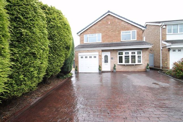 Thumbnail Detached house for sale in Firth Park Crescent, Halesowen