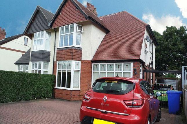 Thumbnail Semi-detached house for sale in Blurton Road, Blurton, Stoke-On-Trent