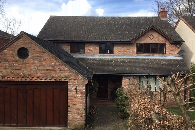 Thumbnail Detached house to rent in Park Bank, Congleton