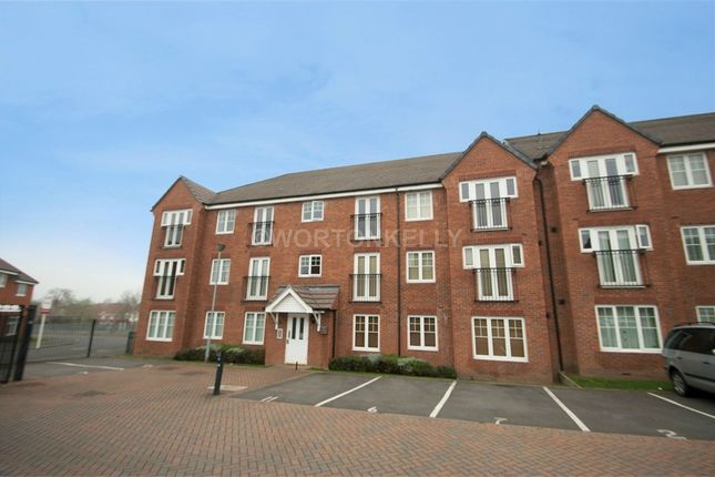 Thumbnail Flat for sale in Westley Court, West Bromwich, West Midlands