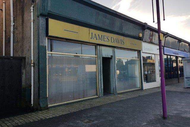Thumbnail Retail premises for sale in Fenwick Road, Giffnock, Glasgow