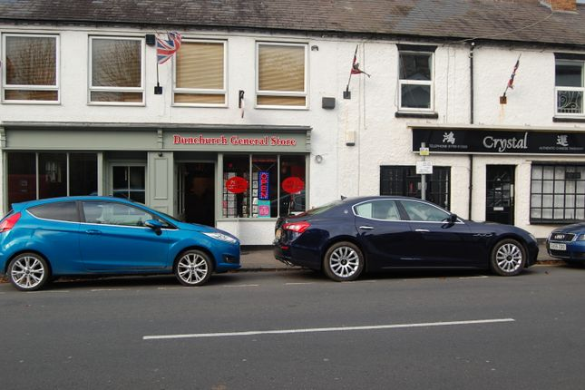 Thumbnail Retail premises for sale in 33B Southam Road, Warwickshire