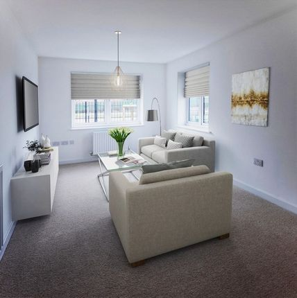 2 bedroom flat for sale in Rugby Road, Gills Crescent, Rugby