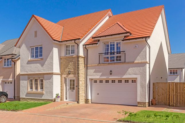 Thumbnail Detached house for sale in Lowrie Gait, South Queensferry