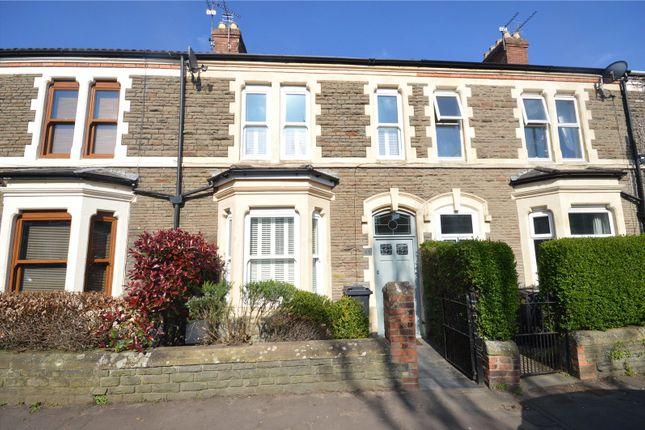 Thumbnail Terraced house to rent in Llanfair Road, Pontcanna, Cardiff