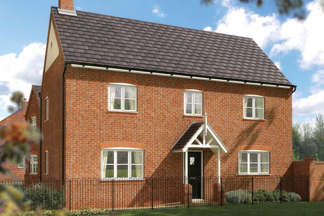 "Thumbnail Detached house for sale in ""The Montpellier"" at Barnton Way, Sandbach"