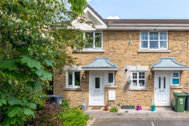 2 bed end terrace house for sale in Chestnut Close, Shardeloes Road SE14