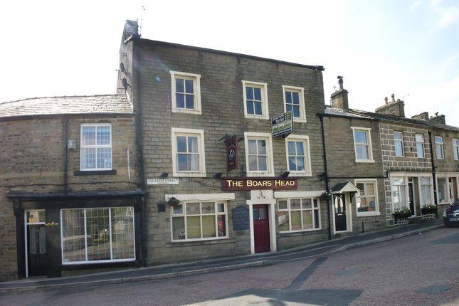 Thumbnail Pub/bar for sale in Newchurch, Rossendale