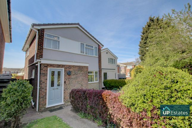 Thumbnail Detached house for sale in Chard Road, Binley, Coventry