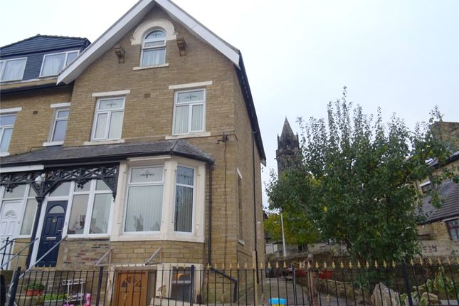 Thumbnail End terrace house for sale in Athol Road, Bradford, West Yorkshire