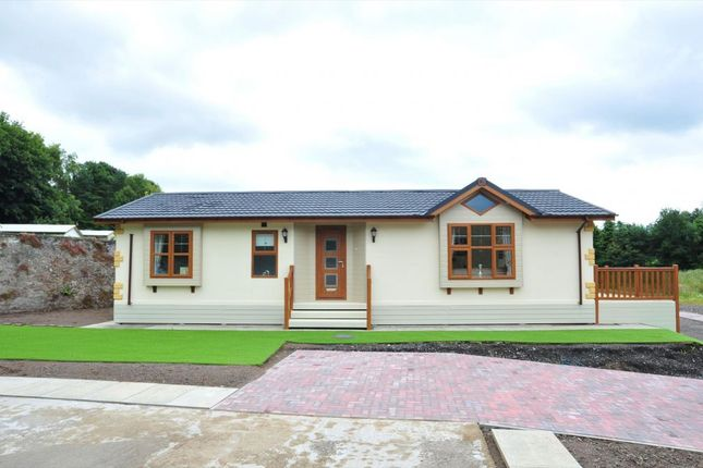 Thumbnail Detached bungalow for sale in Stately Windsor, Marlee Loch Residential Park, Kinloch