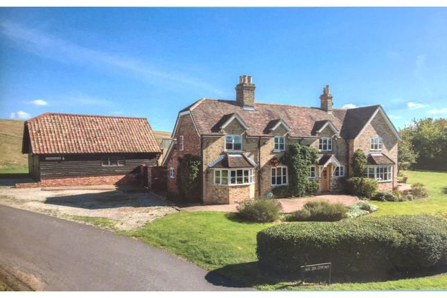 Thumbnail Detached house for sale in Little Staughton Road, Pertenhall, Bedford