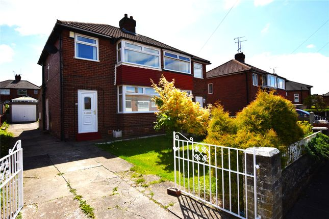 Thumbnail Semi-detached house to rent in Heath Place, Beeston, Leeds, West Yorkshire