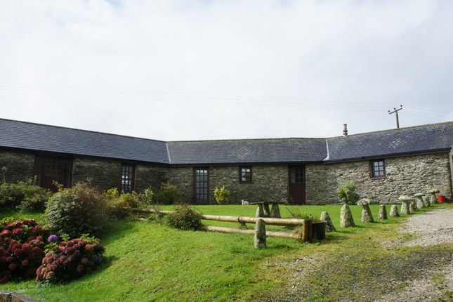 Thumbnail Barn conversion to rent in St. Columb