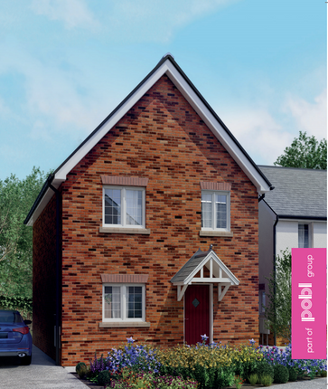 Thumbnail Detached house for sale in 2 Mining School Close, Kennard Point, Crumlin, Caerphilly
