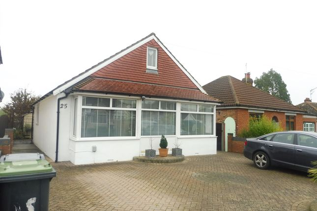 Thumbnail Bungalow for sale in Privett Road, Purbrook, Waterlooville