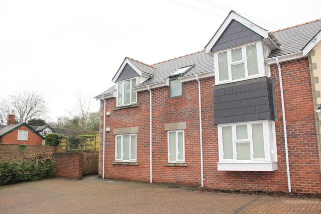 Thumbnail Flat for sale in Lisvane Road, Lisvane, Cardiff