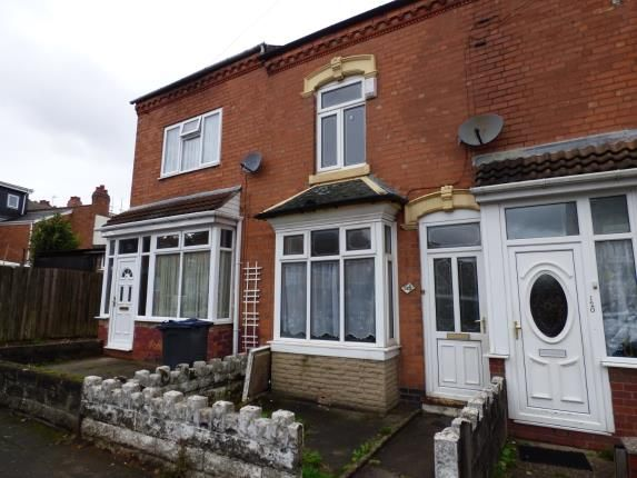 Thumbnail Terraced house for sale in Nansen Road, Sparkhill, Birmingham, West Midlands