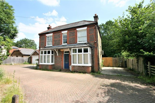 4 bed detached house to rent in Station Road, Bricket Wood, St.Albans AL2