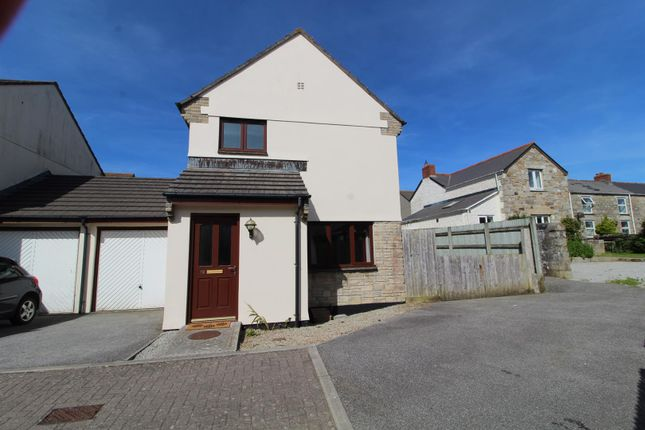 Thumbnail Link-detached house for sale in Park An Harvey, Helston
