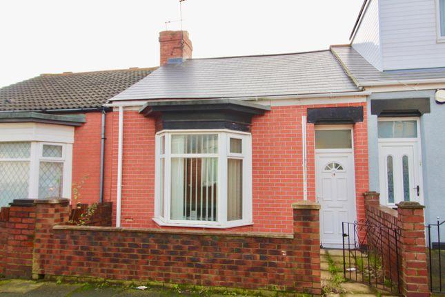 Thumbnail Terraced bungalow for sale in Chatterton Street, Sunderland