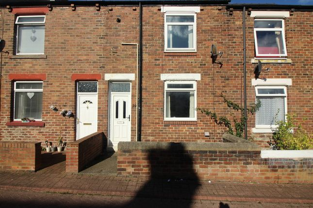 Thumbnail Terraced house to rent in Edward Terrace, New Brancepeth, Durham