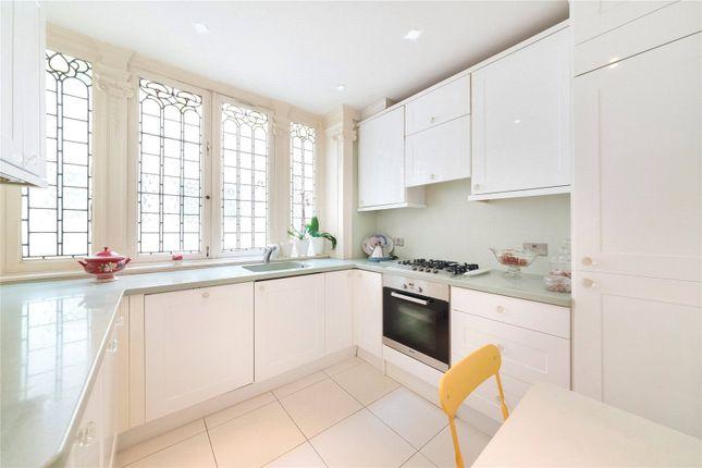Kitchen of Queen's Gate Terrace, London SW7