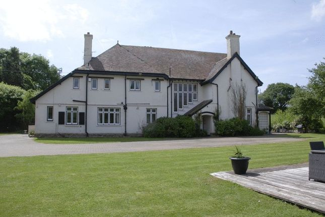 Thumbnail Country house for sale in Washford, Watchet
