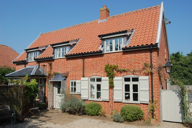 Thumbnail Detached house for sale in Rectory Lane, Orford, Woodbridge