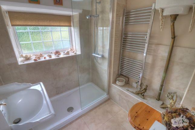 Shower Room/WC of Piddington Lane, Wheeler End, High Wycombe, Buckinghamshire HP14