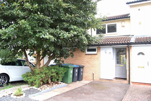 Thumbnail Terraced house to rent in Smiths Way, Alcester