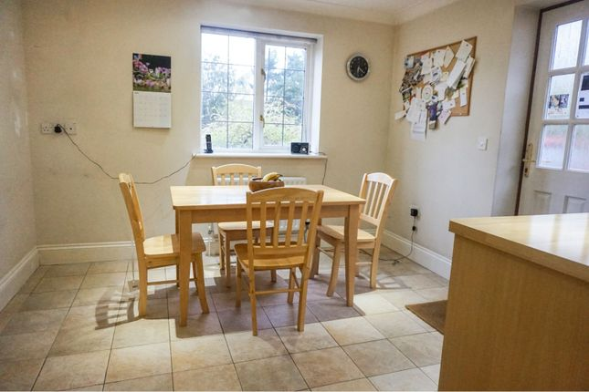 Breakfast Room of Burrow Hill Place, Bishopstoke Eastleigh SO50
