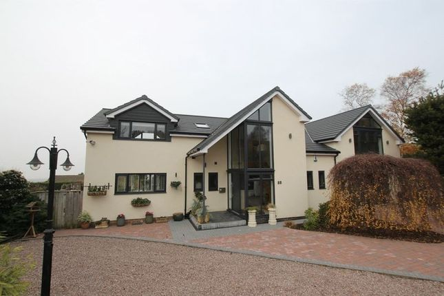Exterior of Oldfield Drive, Lower Heswall, Wirral CH60