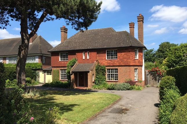Thumbnail Property for sale in The Downsway, Sutton