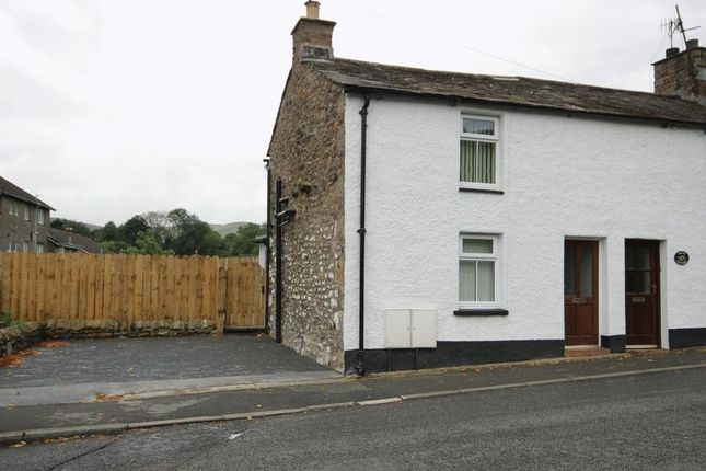 Thumbnail Terraced house for sale in Long Lane, Sedbergh
