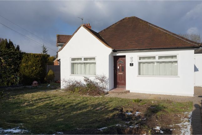 Thumbnail Detached house to rent in Kenton Road, Reading