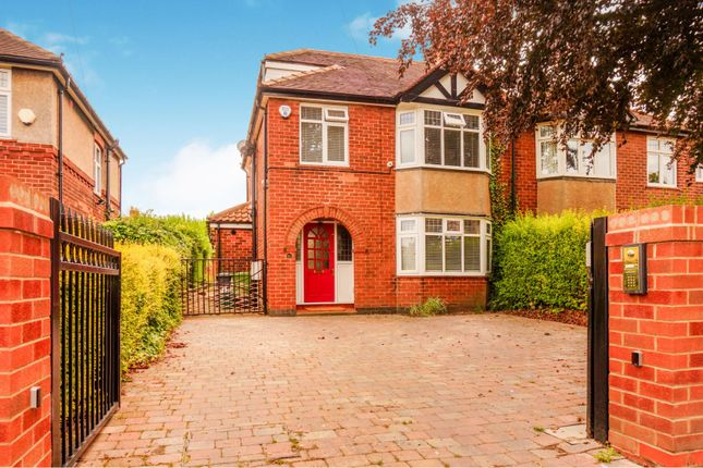 Thumbnail Semi-detached house for sale in Heslington Lane, York