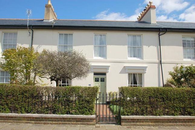 Thumbnail Terraced house for sale in Peel Road, Gosport