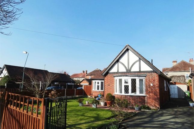 Thumbnail Detached bungalow for sale in Mytton Oak Road, Shrewsbury, Shropshire