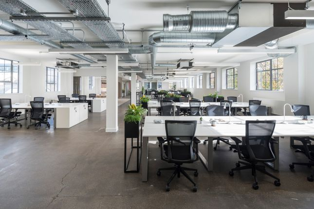 Thumbnail Office to let in Thirty Lighterman, Lighterman House, 30 Wharfdale Road, London