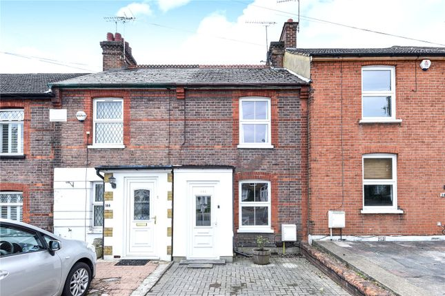 2 bed terraced house for sale in Hallowell Road, Northwood, Middlesex