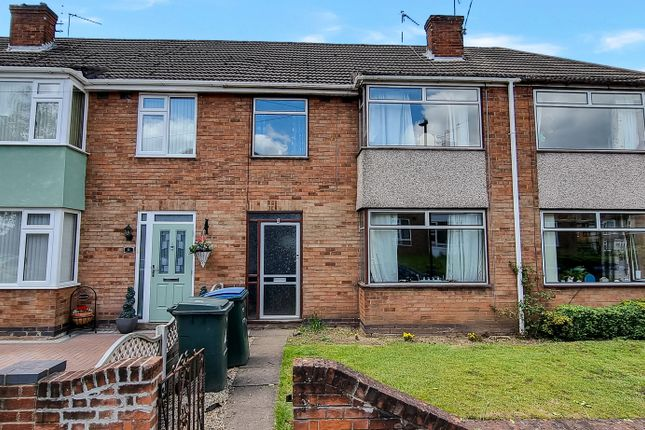 Thumbnail Terraced house for sale in Selsey Close, Coventry, West Midlands