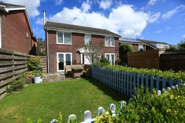 Thumbnail Detached house for sale in Veasy Park, Wembury, Plymouth