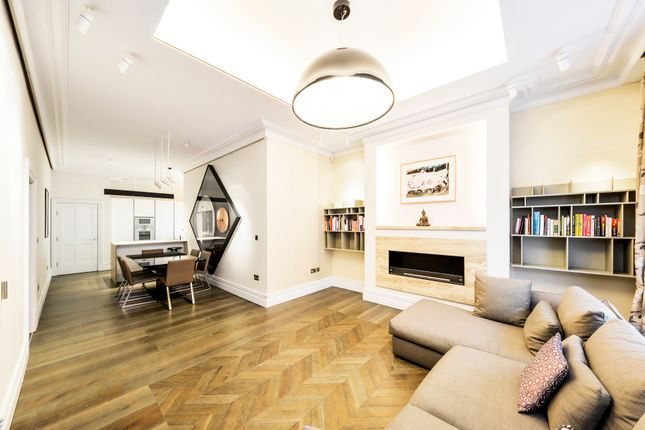 Thumbnail Detached house for sale in Queen's Gate, London SW7.