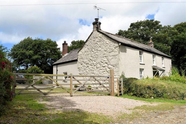 Thumbnail Detached house for sale in Coswinsawsin Lane, Carnhell Green, Camborne